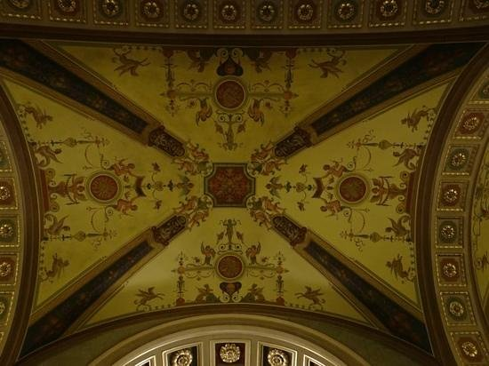 Hungarian State Opera House (Magyar Allami Operahaz) : Plafond