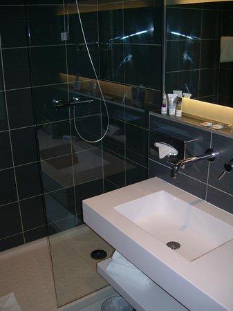 Hôtel Mercure Paris Tour Eiffel Pont Mirabeau : Bathroom 603