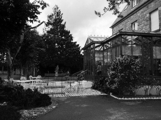 La Ramade Hotel de Charme : parc
