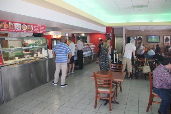 Las Canarias - Ordering Inside