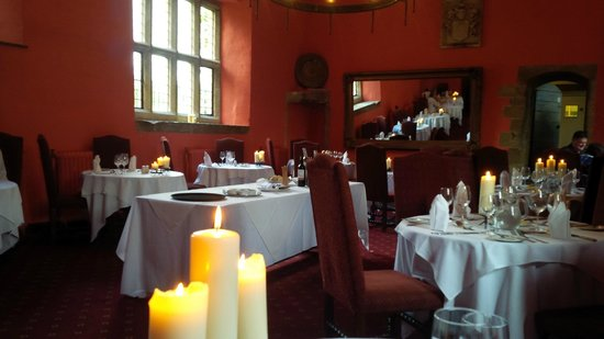 Mercure Telford Madeley Court Hotel: Dining Room