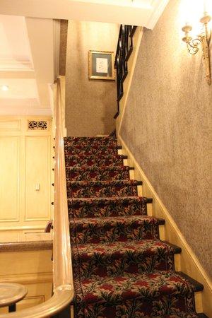 Place d'Armes Hotel: Lobby