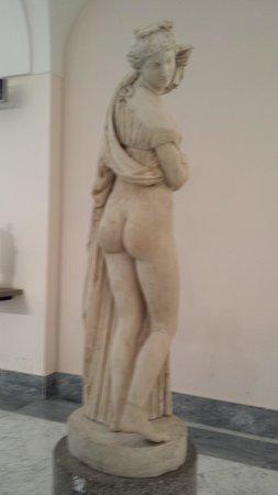 Musée archéologique national de Naples : Venere callipigia