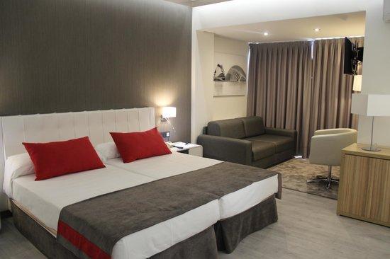 Sweet Hotel Renasa : Habitación doble superior