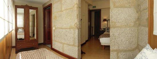 Hotel Real: Habitación doble con cama extra