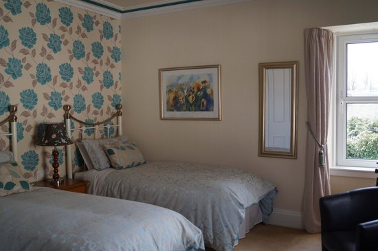 The Hermitage Guest House : Twin Room
