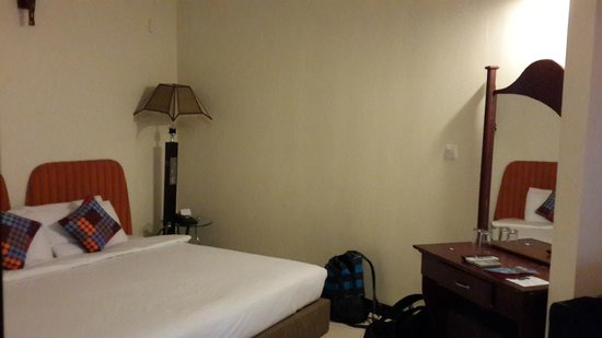 Central Boutique Inn : Room
