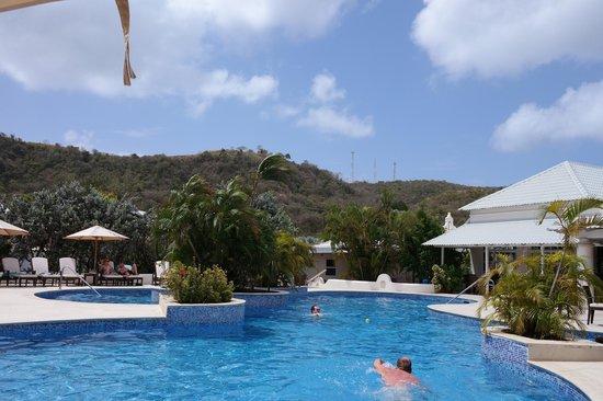 Spice Island Beach Resort: The Pool