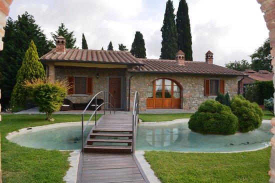 Relais Villa Petrischio : appartamenti