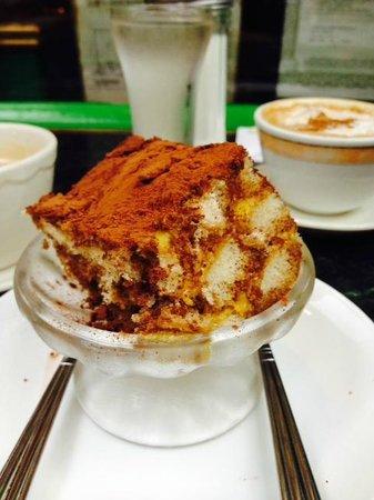 Caffe Reggio: Tiramisu