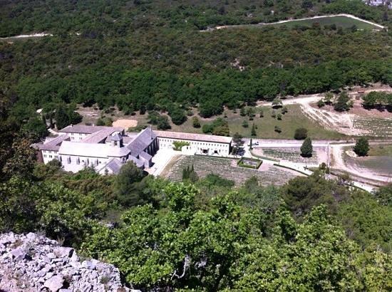 Abbaye Notre-Dame de Sénanque : Abbazia di Senaque