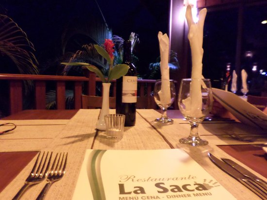 Arenal Manoa Hotel : Dining