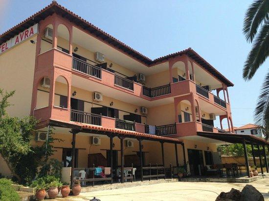 Hotel Aura: Отель