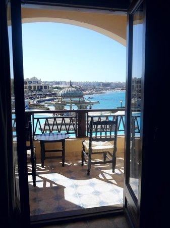 Sunny Days Palma De Mirette Resort & Spa : Балкон