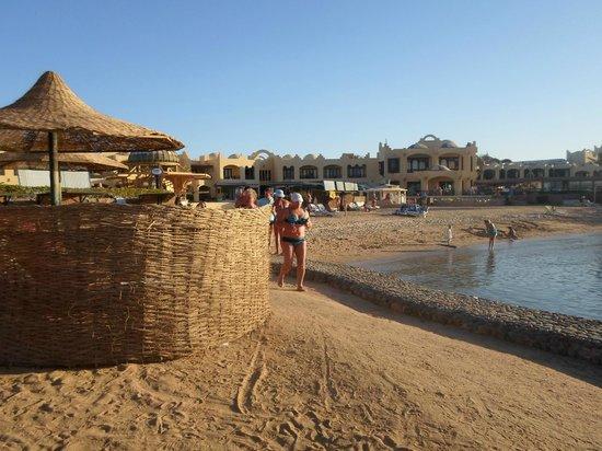 Sunny Days Palma De Mirette Resort & Spa : пляж