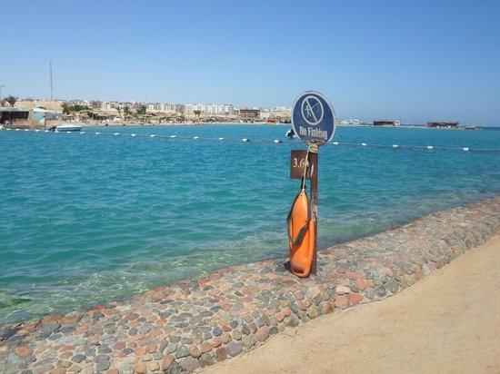 Sunny Days Palma De Mirette Resort & Spa : лагуна
