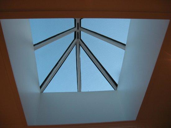 Hotel Ceilidh-Donia : крыша в номере