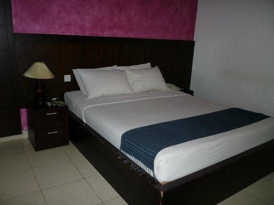 "Puri Sading Hotel : ""Superior"" (Standard) Room"