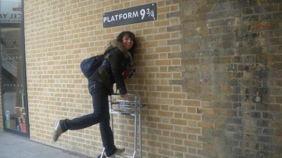 King's Cross Station: Binario 9 e 3/4