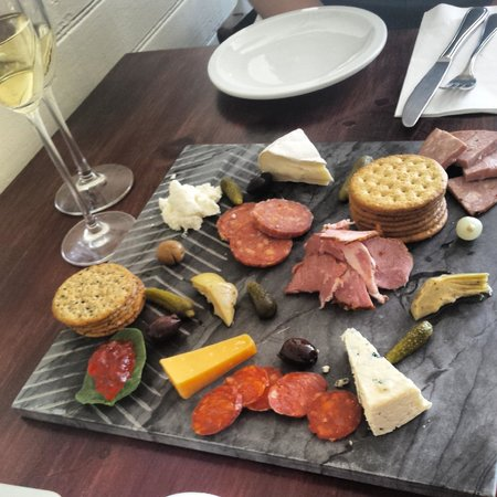 Milford Bistro: Charcuterie and Champagne