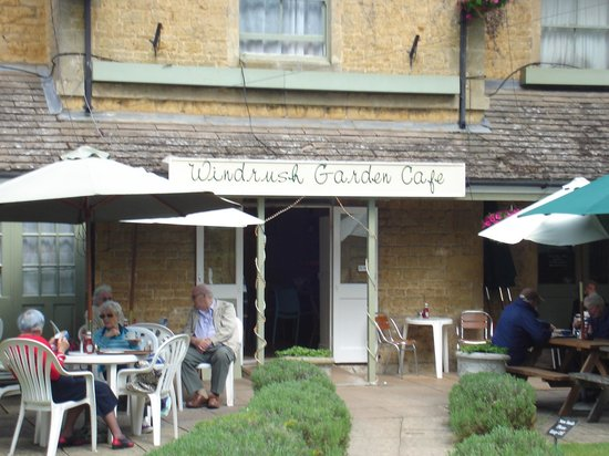 Windrush Garden Cafe & FIsh and Chip Takeaway : The Windrush