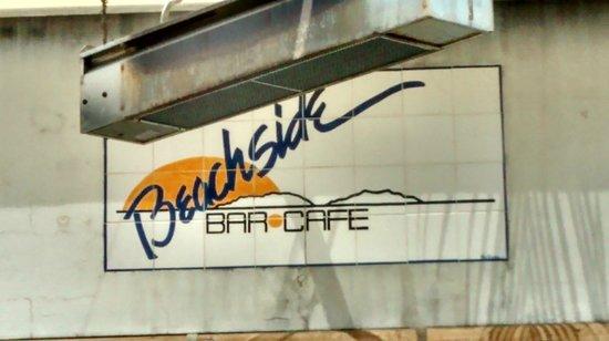 Beachside Bar-Cafe: Beachside Bar & Cafe