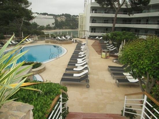 Artiem Audax Adults Only: Updated pool area.