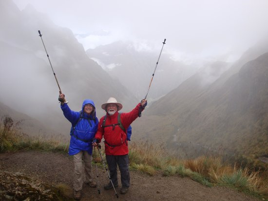 Camino Inca: Dead Woman's Pass
