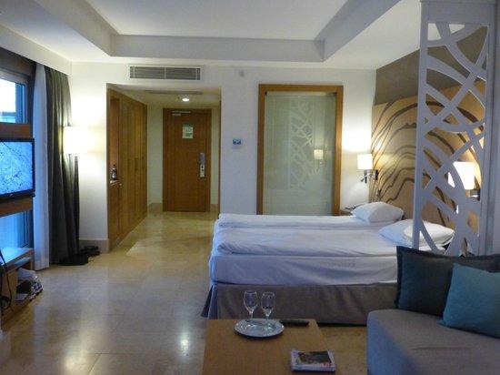 Paloma Oceana Resort: Unser Zimmer, im Haubthaus!