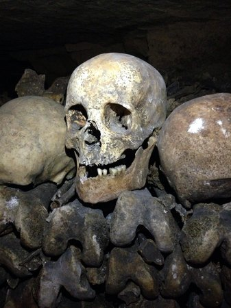 The Catacombs: Coolest place!