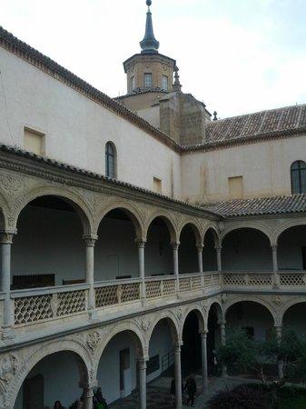 Museo de Santa Cruz: Patio