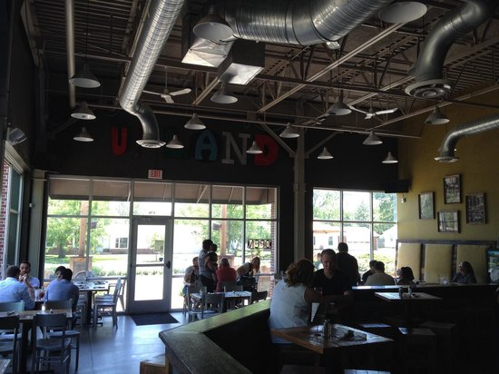 Upland Indianapolis Tasting Room