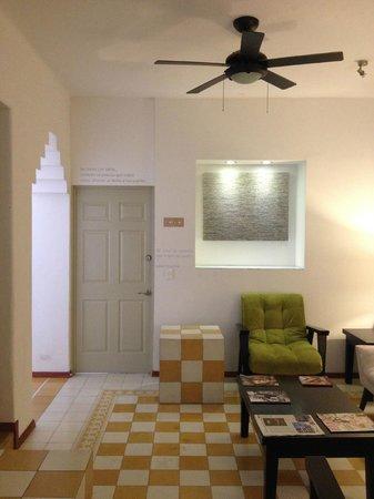 LA FE Hotel and Arts : Common area