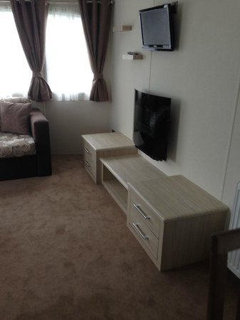 Turnberry Holiday Park: living room