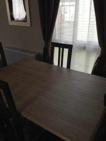 Turnberry Holiday Park: dining room