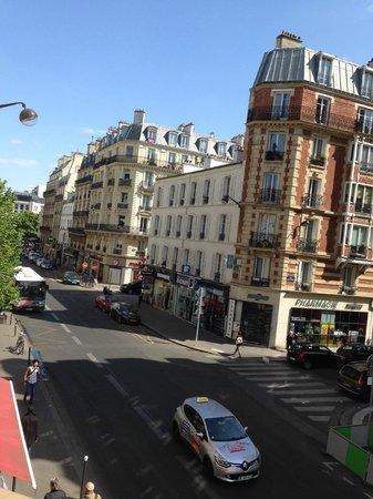 Hotel Lecourbe : Rue Lecourbe