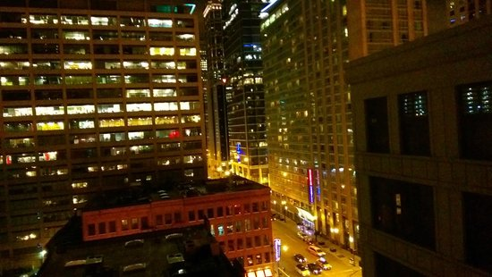 Hampton Inn & Suites Chicago - Downtown : great view