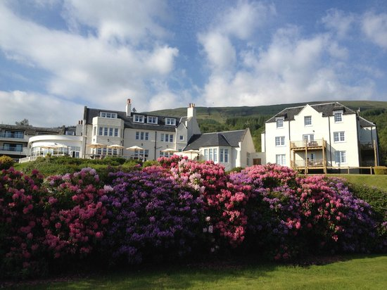 Macdonald Forest Hills Hotel & Spa: Hotel