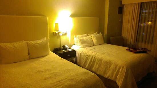 Hampton Inn & Suites Chicago - Downtown : Soft and comfortable