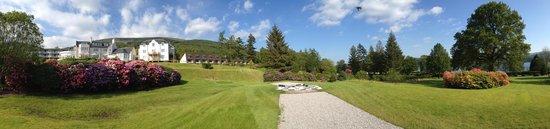 Macdonald Forest Hills Hotel & Spa: Gardens
