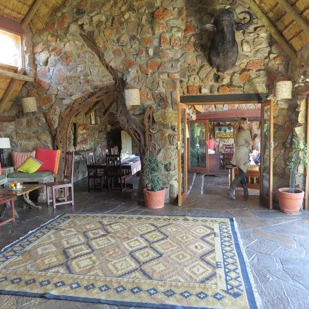 Ant's Hill & Ant's Nest : Main lodge