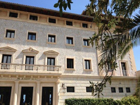 Hospes Maricel Mallorca & Spa : Front of hotel
