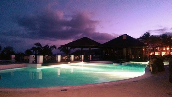 Hesperia Lanzarote: Drago Bar and pool