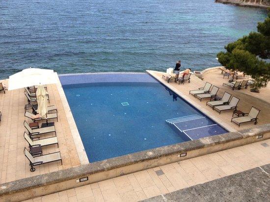 Hospes Maricel Mallorca & Spa : Main pool area