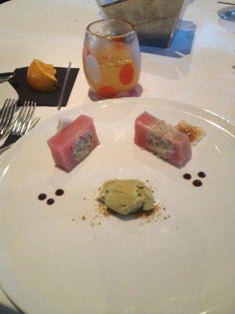 Todd English's Blue Zoo: Crab Salad