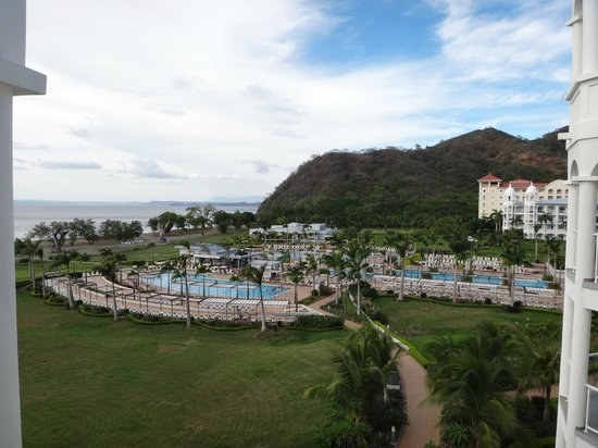 Hotel Riu Palace Costa Rica: view from 3rd floor