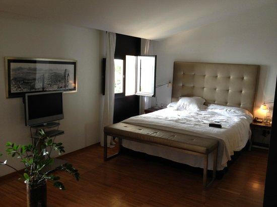 Hospes Maricel Mallorca & Spa: Room interior