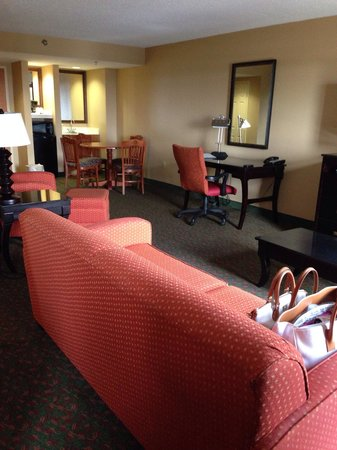 Holiday Inn Express & Suites Tyler South: Executive suite