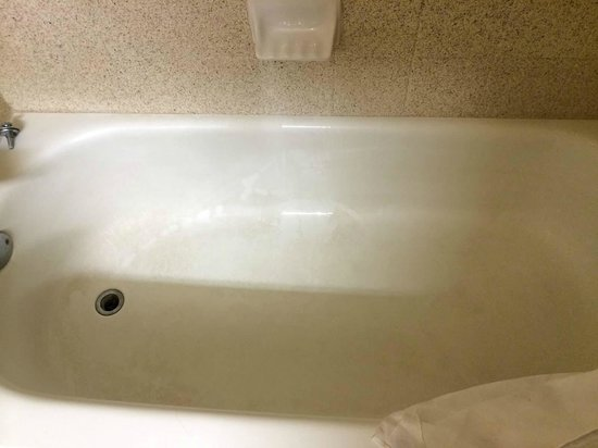 Extended Stay America - Nashville - Airport - Music City: Disgusting Bathtub