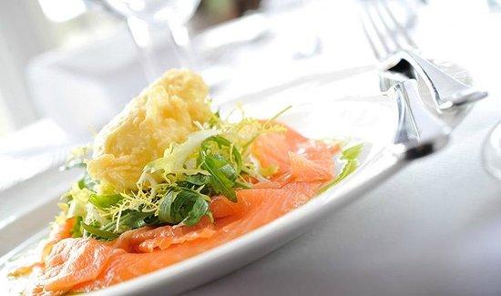 Castlecary House Hotel: Food